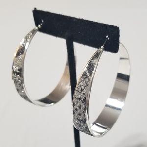 2 For 20 Metallic Leopard Earrings